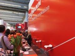 Стенд немецкой компании Viessmann на выставке ISH 2015