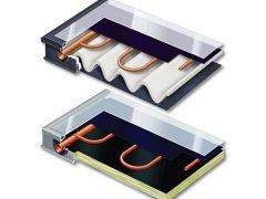 Солнечные коллекторы Viessmann Vitosol 100-FM и 200-FM