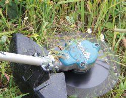Садовый триммер аккумуляторный Makita