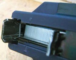 отзывы дефекты степлер электростеплер замятие застревание скобы