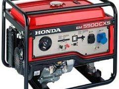 Honda Хонда мини электростанции генератор остерегайтесь подделок