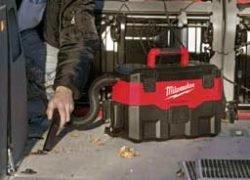 Milwaukee V28 VC аккумуляторный пылесос Милуоки строительный промышленный