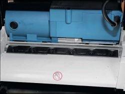 Тест Makita 2012NB рейсмус мини станок рейсмусовый рейсмусный Макита