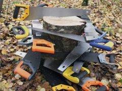 ножовка по дереву тест