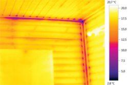 теплоизоляция дыры искать найти пирометр