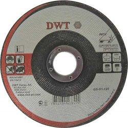 DWT отрезной круг по нержавейке 125