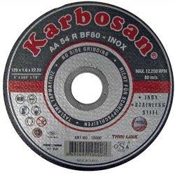 Karbosan Thin Line отрезной круг по нержавейке 125