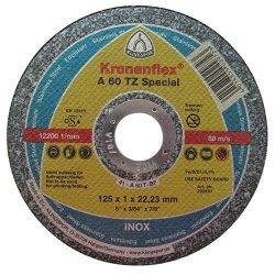 Klingspor отрезной круг по нержавейке 125