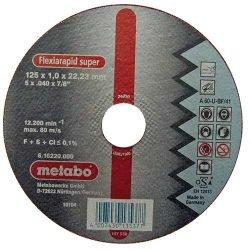 Metabo Flexiarapid super отрезной круг по нержавейке 125