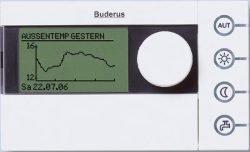 Buderus Logamatic RC10/ RC25/ RC35