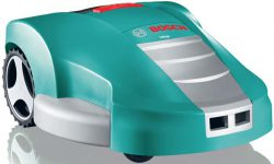 Bosch Indego газонокосилка робот аккумуляторная Бош косилка роботизированная