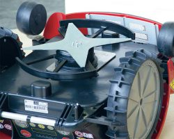 Робот газонокосилка Caiman Ambrogio L200 Elite нож дуга безопасность
