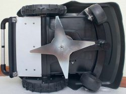 Робот газонокосилка Stiga Autoclip 520 нож мульчирование