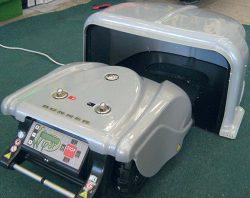 Робот газонокосилка Wiper Runner XKH станция зарядная базовая