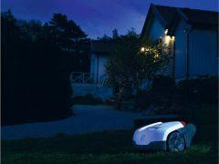 Робот газонокосилка роботизированная косилка газонокосильщик газонокосилочный ликбез