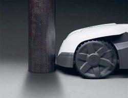 Робот газонокосилка датчик препятствия столкновения