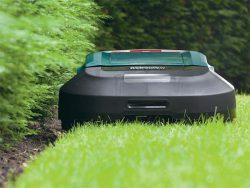 Газонокосилка робот датчик травы