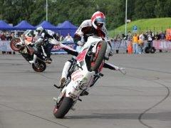 Хонда тест драйв мотоцикл