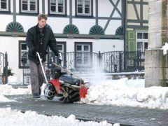 Tielbuerger - альтернатива снегоуборщику