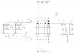 Схема подключения котлов Viessmann Vitoplex 300