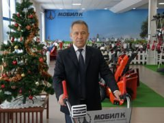 Мобил К директор Григорий Кораблев