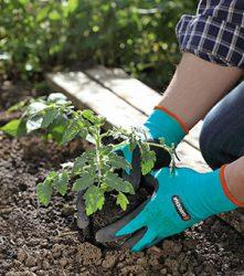 перчатки Gardena для работы в саду