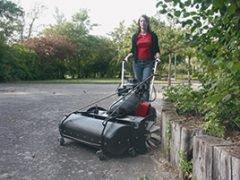 Подметально-уборочная машина Tielbuerger