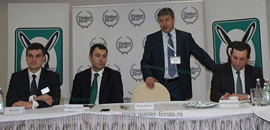 Максим Шахов гендиректор «Вайлант Груп Рус» обозначил планы Vaillant на 2015 год