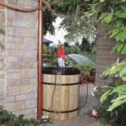 Gardena бочка для дождевой воды