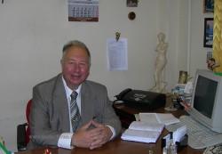 В. И. Сасин, заведующий отделом отопительных приборов НИИсантехники
