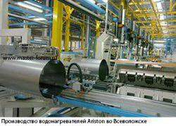 водонагреватели Ariston имеют класс энергоэффективности А
