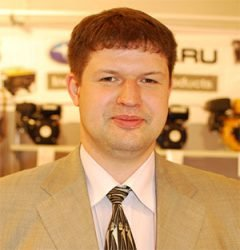 Евгений Гилюк, компания «Энергоспецтехника» (Subaru)