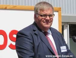 Уве Глок Uwe Glock президент Bosch Thermotechnik GmbH