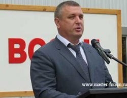 Дмитрий Лобанов, глава энгельского района