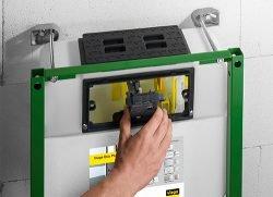 Система инсталляции Viega Eco Plus для унитаза