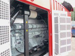 контейнер для промышленного генератора