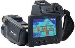 камера тепловизионная FLIR отзывы серии Т