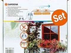 Gardena микрокапельный полив
