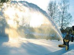 Снегоотбрасыватель советы по выбору