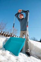 Инвентарь Gardena для уборки снега