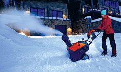 оноступенчатый снегоотбрасыватель снегоуборщик советы по выбору