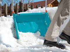 Скрепер Gardena уборка снега