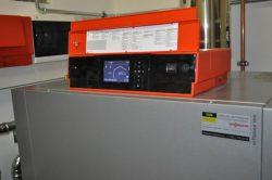 панель котла Vitogas 100-F тип GS1D