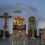 Спасский храм город Долгопрудный
