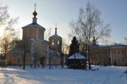 Спасский храм Долгопрудный Павельцево