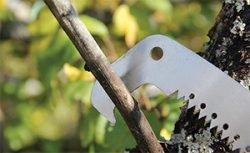 садовая пила Raco обрезка