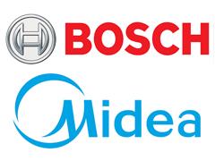 Завод Bosch и Midea по выпуску мультизональных систем VRF