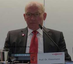 Мартин Виссманн, глава Группы Viessmann