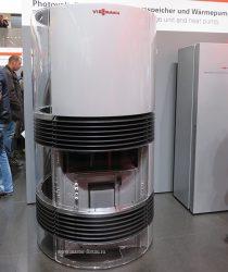 воздушный тепловой насос Vitocal 300-А мощностью до 47,6 кВт