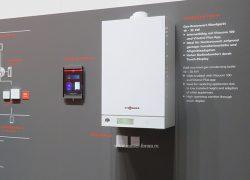 Газовый конденсационный котел Vitodens 100 c контроллером Vitotronic 200